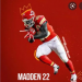 Titans: Derrick Henry snubbed from top RB rating on Madden NFL 22