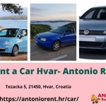 Rent A Car Hvar - Antonio Rent